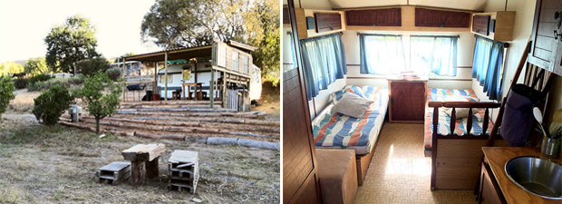 Caravan accommodation piketberg.